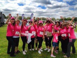 Race for Life news